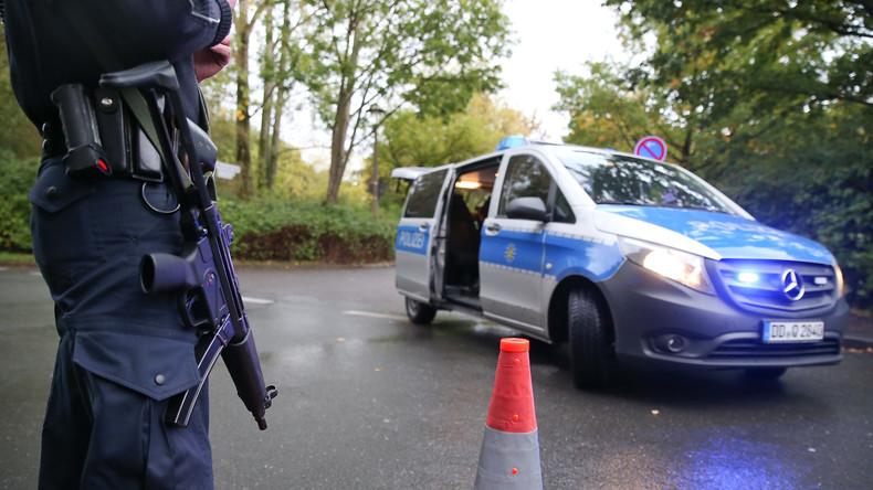 Festnahme nach Messerattacke in Nürnberg