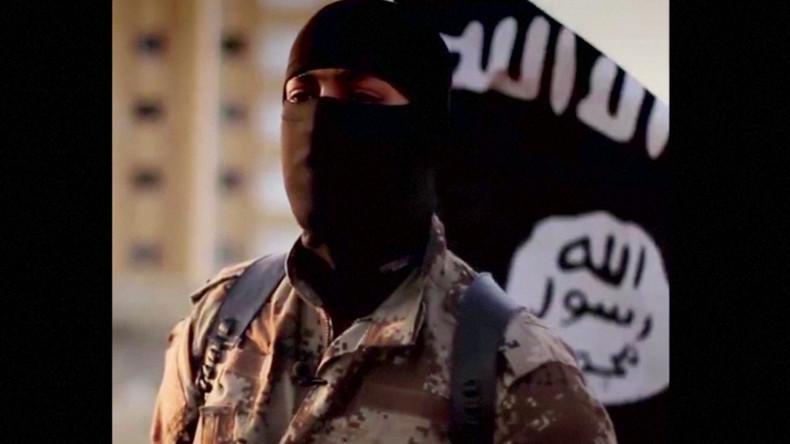 Englische Stimme des Terrors: Sprecher von IS-Propaganda-Videos in Syrien gefasst