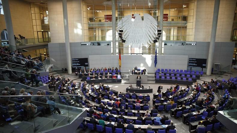 Bundestagsdiäten steigen um drei Prozent – auf 10.000 Euro brutto monatlich