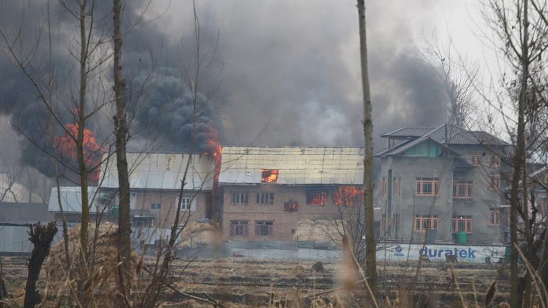Schießerei in Kaschmir – mutmaßlicher Drahtzieher des Bombenanschlags getötet