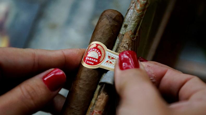 Kuba steigert Zigarren-Absatz trotz strengerer Anti-Tabak-Gesetze