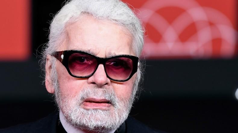 Medienberichte in Frankreich: Karl Lagerfeld ist gestorben