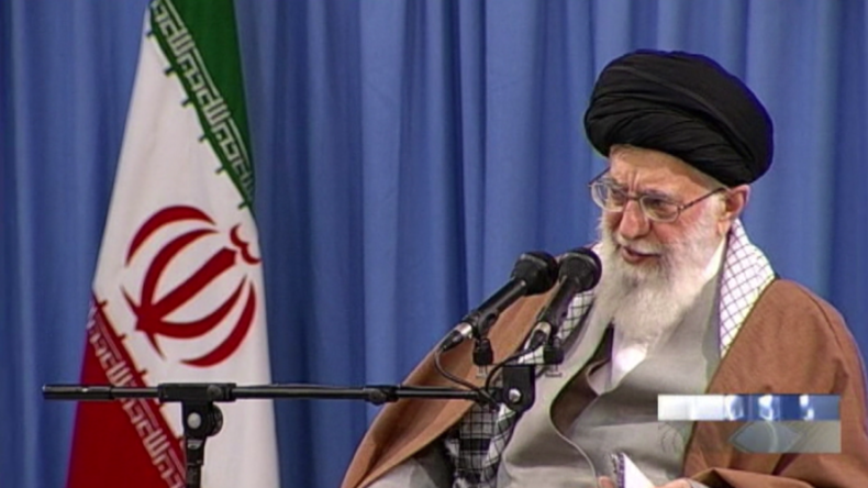 """Iran: Khamenei warnt vor """"betrügerischen"""" Europäern – Versuchen uns wie die USA zu täuschen"""