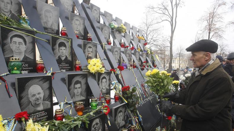 Aufklärung weiter nicht in Sicht: Fünfter Jahrestag des Maidan-Massakers in Kiew