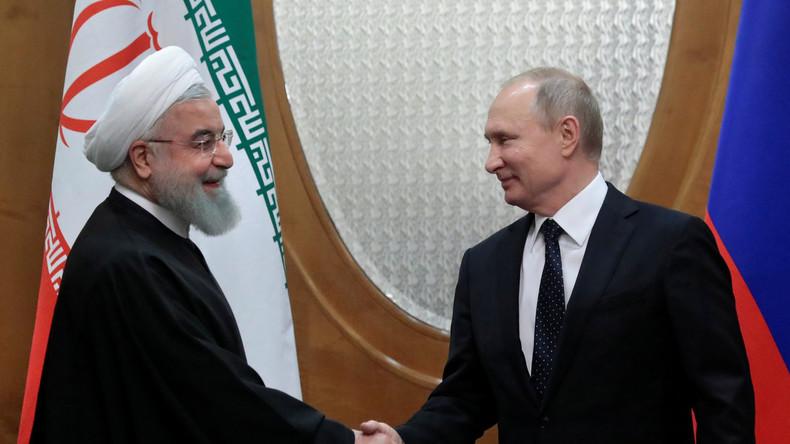 Mittel gegen Sanktionen: Teheran genehmigt Milliarden-Kredite aus Russland