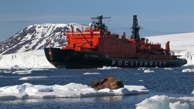 Für Projekt in der Arktis: Siemens geht Partnerschaft mit russischer Firma ein
