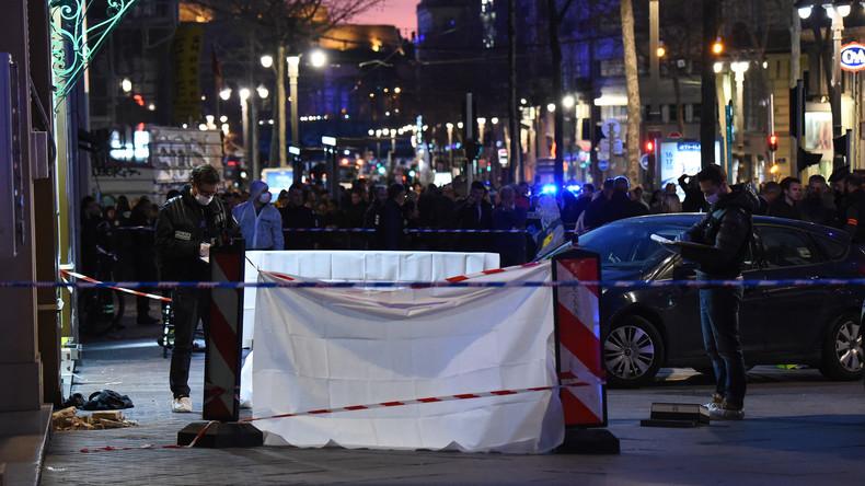 Marseille: Messerangreifer verletzt zwei Menschen und wird von Polizei erschossen