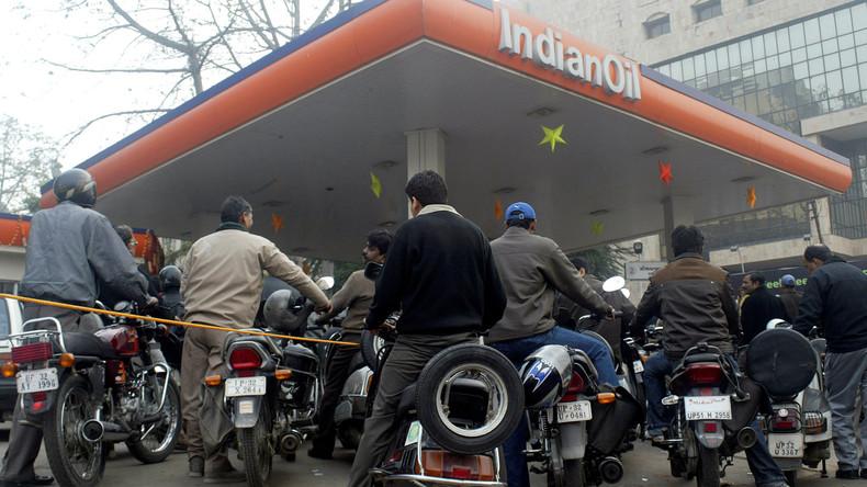 US-Sanktionen: Indien wird größter Käufer von venezolanischem Rohöl