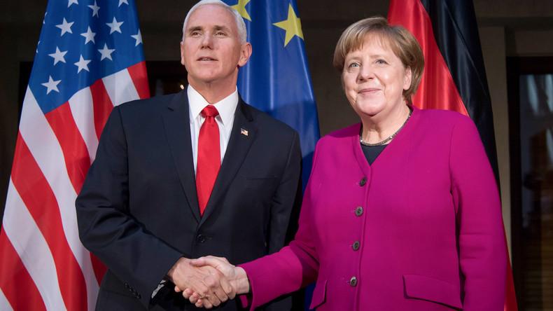 Transatlantiker in Sorge vor Deutschlands Zukunft ohne US-Führung