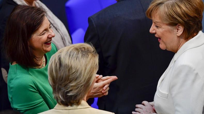 Grünen-Politikerin Göring-Eckardt: Nord Stream 2 ist eine Provokation