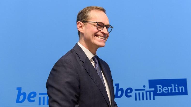 Gericht: AfD-Klage gegen Berlins Regierungschef zurückgewiesen