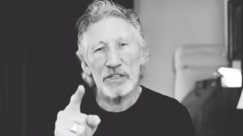 """Roger Waters kritisiert """"Benefizkonzert"""" für Venezuela:  """"Hat absolut nichts mit Hilfe zu tun"""""""