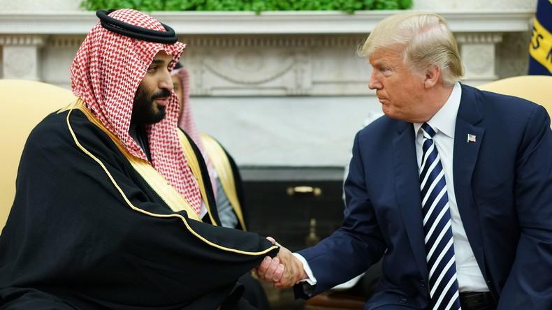 "Russlands Schuld? US-Regierung will ""geheime"" Atomtechnologie an Saudi-Arabien weitergeben"