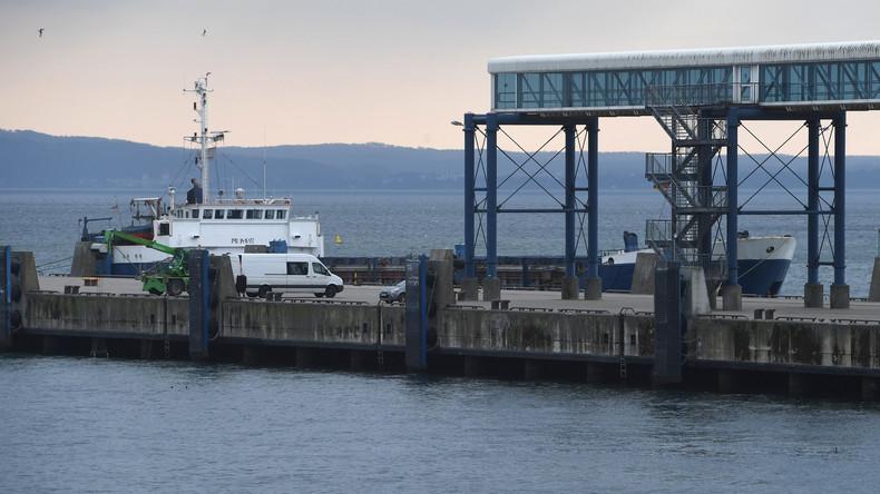 Ermittlungen nach Schiffskollision mit 15 Verletzten vor Rügen