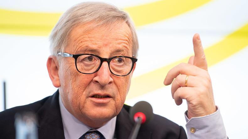 Brexit-Gespräche: EU-Kommissionschef Juncker dämpft Hoffnungen