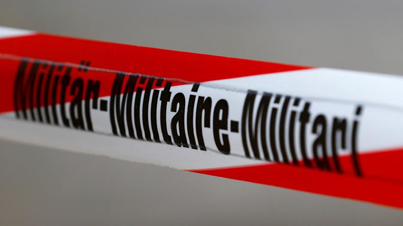 Schweizer Ex-Soldat wegen Syrieneinsatz vor Gericht