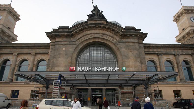 Polizei findet 18 Handgranaten in Geländewagen am Dresdner Hauptbahnhof – Experten ermitteln