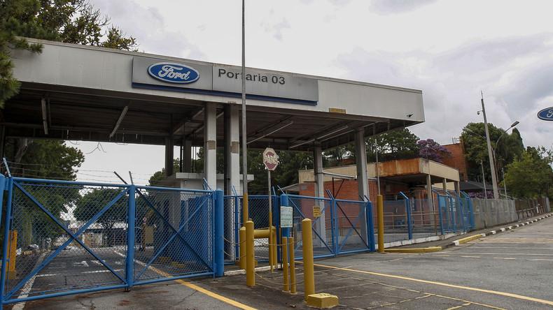 Ford verlässt Nutzfahrzeugmarkt in Südamerika. Werk in Brasilien mit 2800 Arbeitern wird geschlossen