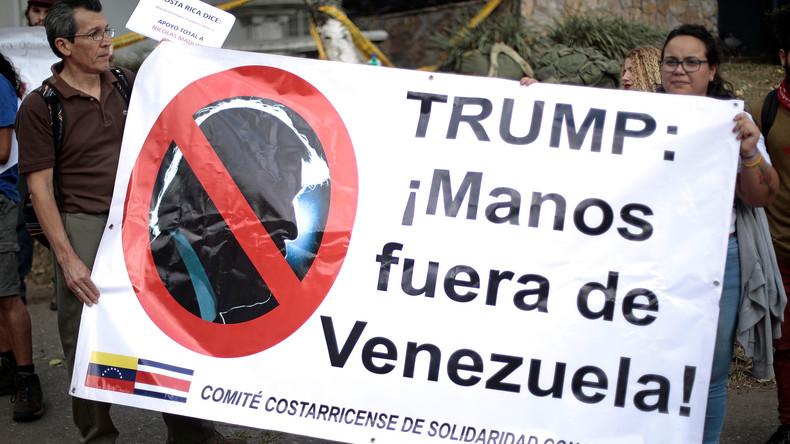 Wissenschaftlicher Dienst des Bundestags übt harte Kritik an Venezuela-Politik der Bundesregierung