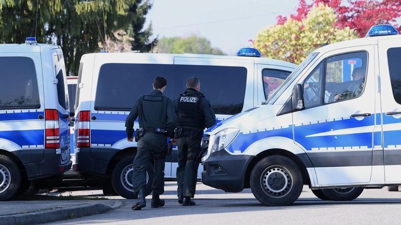Schüsse fallen auf Baustelle in München – mindestens zwei Tote