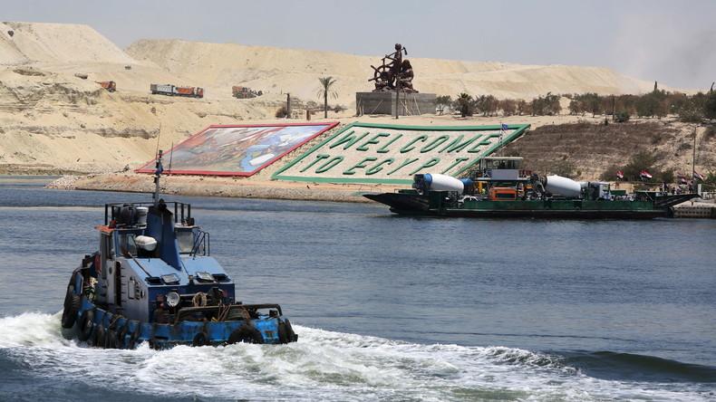 Eröffnung der russischen Industriezone am ägyptischen Suezkanal für Anfang 2021 geplant