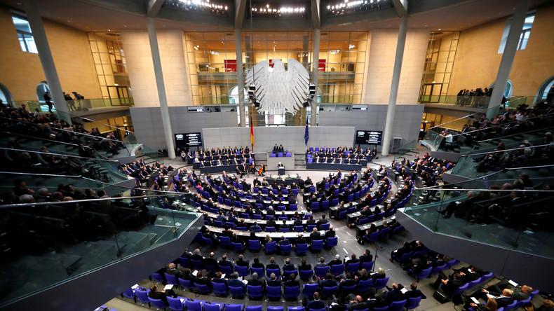 LIVE: 83. Sitzung des Deutschen Bundestages