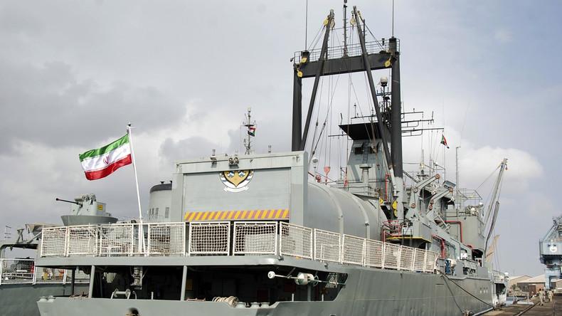 Proben für den Ernstfall: Iran kündigt weitere Marineübungen in der Straße von Hormus an