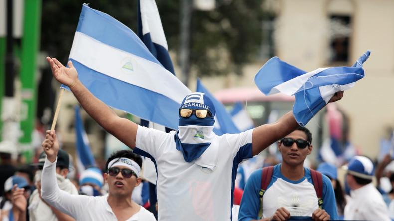 Nach Venezuela jetzt Nicaragua? Washington will nächste Regierung stürzen