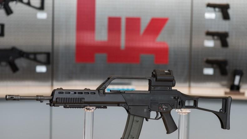 Heckler & Koch-Prozess um Waffenexporte nach Mexiko: Bewährungsstrafen und Freisprüche