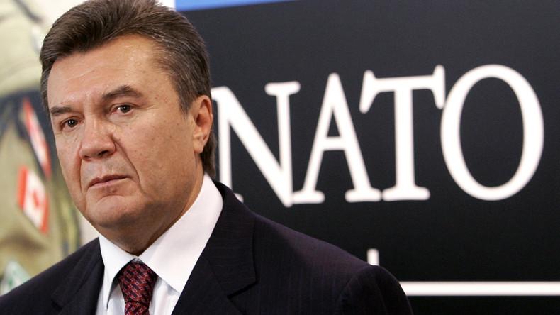 Ukraine: Ex-Präsident Janukowitsch droht Poroschenko mit Kriegsverbrechertribunal
