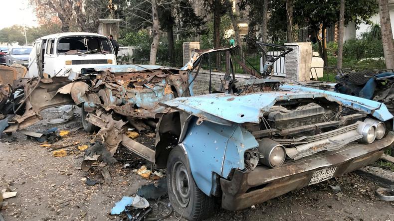 Autobombe im Osten Syriens tötet mindestens 20 Menschen