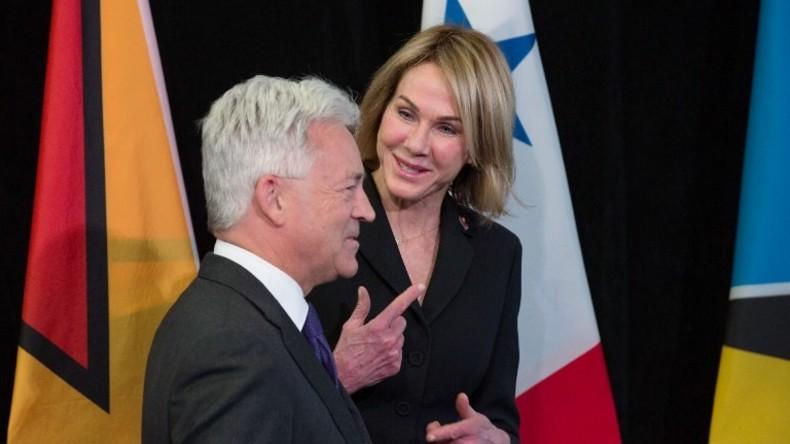 Mögliche Haley-Nachfolge als UN-Botschafterin: US-Botschafterin in Kanada Kelly Craft