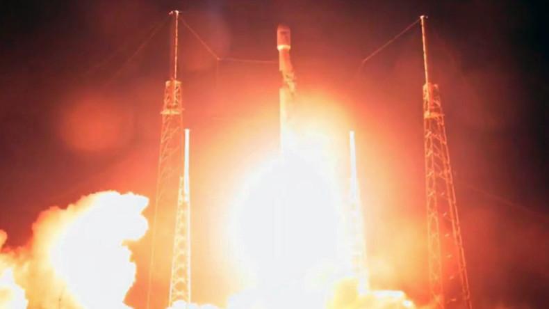Israel schickt erstmals Raumsonde zum Mond - Raketenstart erfolgreich