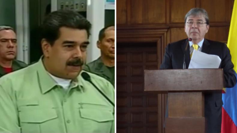 Countdown zur Eskalation? Maduro schließt weitere Grenze – Kolumbien entsendet Militär