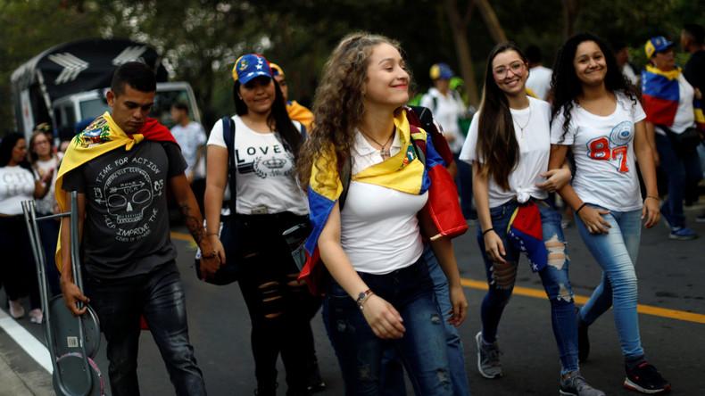 Venezuela: Erst spielt die Musik, dann kommt die militärische Eskalation?