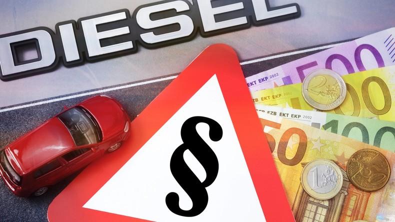 """Bundesgerichtshof stärkt Diesel-Betroffene: Illegale Abgastechnik war """"Sachmangel"""""""