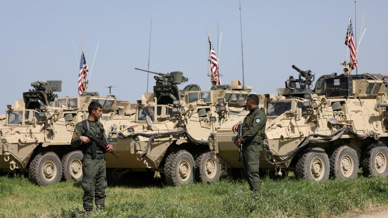 Kurden begrüßen Washingtons Pläne über Verbleib von US-Truppen in Syrien