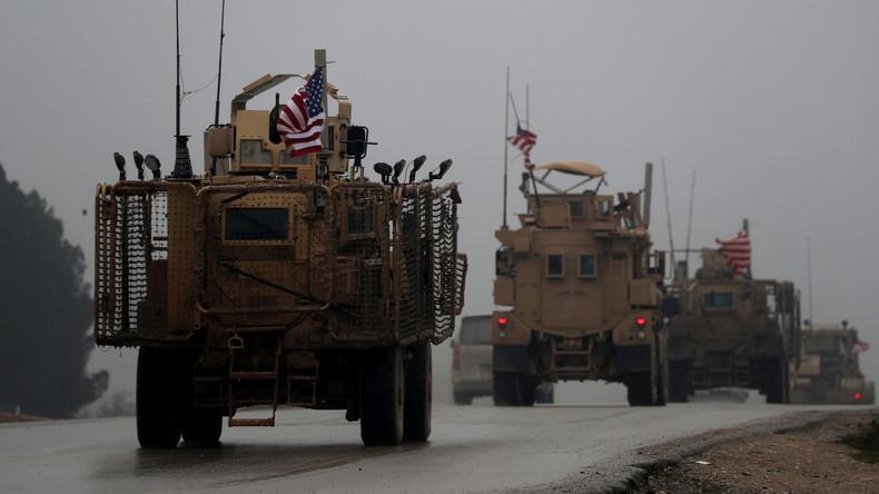 Scheinrückzug: Wie die USA mit einer neuen Strategie Syrien balkanisieren wollen