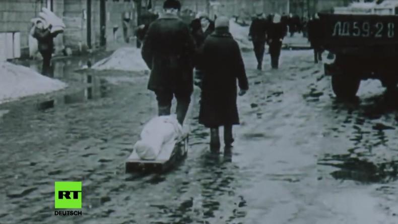 Überlebender der Leningrad-Blockade: Kleine Langfinger in Bäckereien schlug man bewusst zu Tode