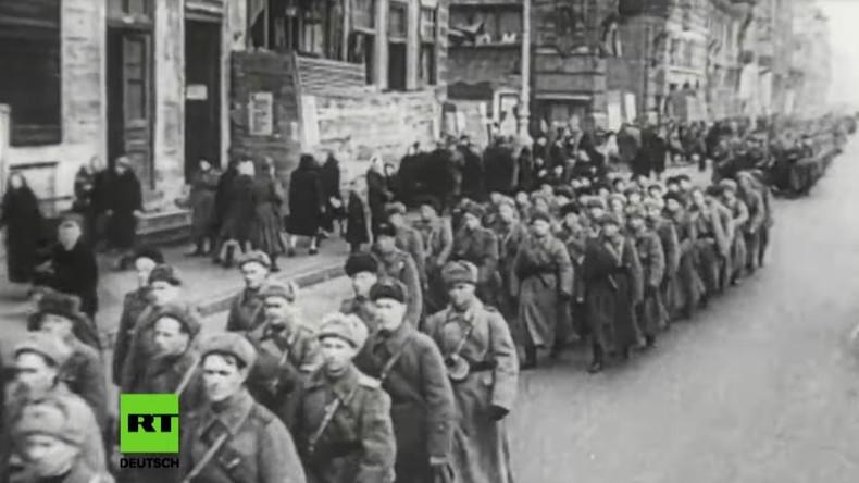Überlebender der Leningrad-Blockade: Wir jungen Bengel schlossen uns der Verteidigung schon früh an