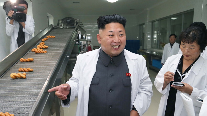 Nordkorea bittet UN wegen Lebensmittelknappheit um Hilfe