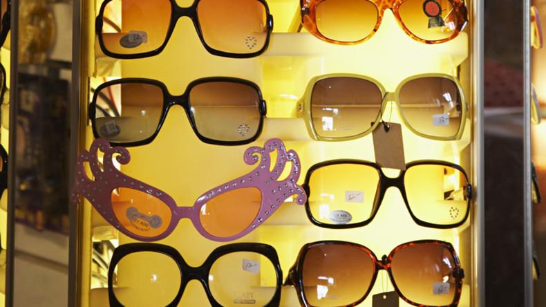 Es wird Frühling: 50 Sonnenbrillen verschwinden aus Büro in Moskau