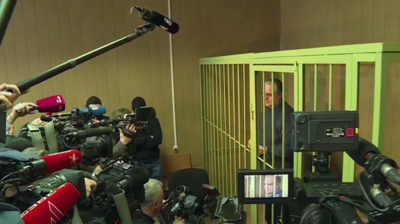 Russland: Moskauer Gericht verlängert die Untersuchungshaft von Paul Whelan