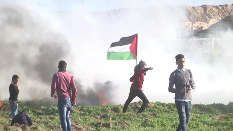 Gaza: Israelische Streitkräfte töten Berichten zufolge einen Teenager