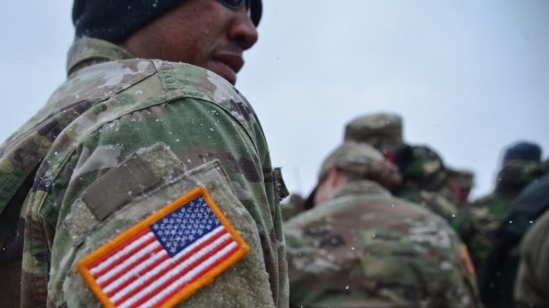 """Trump: USA können """"kleine Truppe"""" in Syrien belassen"""