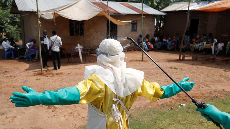 Bundesregierung verstärkt Kampf gegen Ebola im Kongo