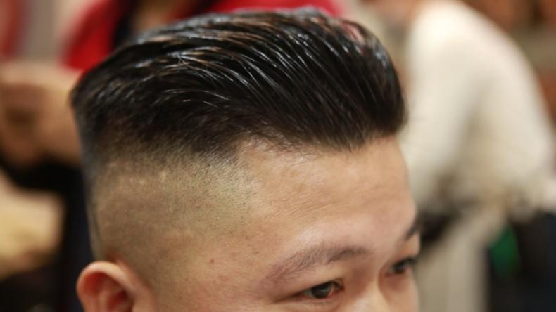 Haarschnitte für den Frieden? Friseur in Hanoi bietet Trump- und Kim-Schnitte an