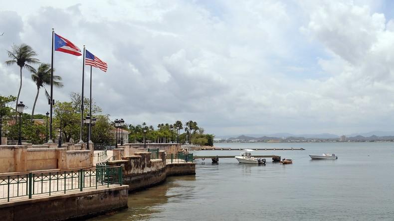 Venezuelas Marine weist Schiff mit Hilfsgütern aus Puerto Rico ab