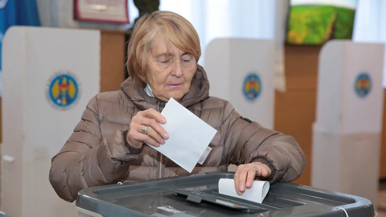 Moldawien wählt Parlament