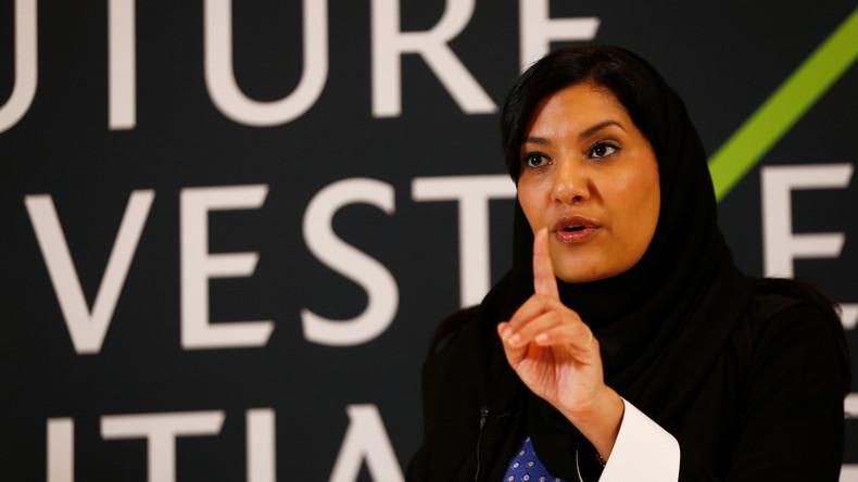 Saudi-Arabien ernennt Botschafterin für USA